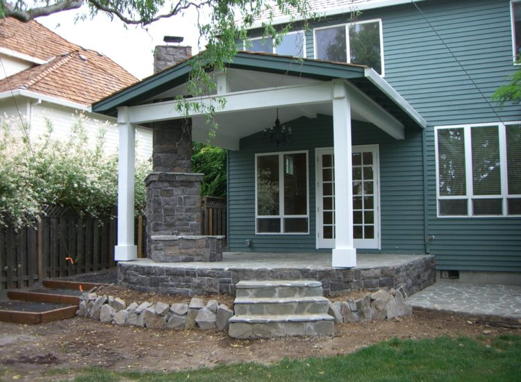 Remodel, addition, porch, home renovation, Portland, Kaya Construction, Kaya General Contractors, Portland Remodeler