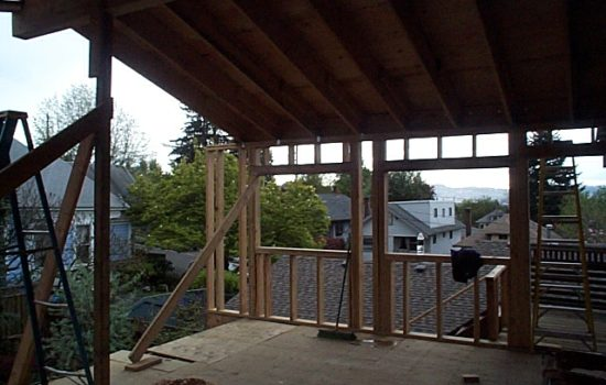 Dormer, Addition, renovation, Portland, Oregon, Kaya Construction, Kaya General Contractors, Portland Remodeler